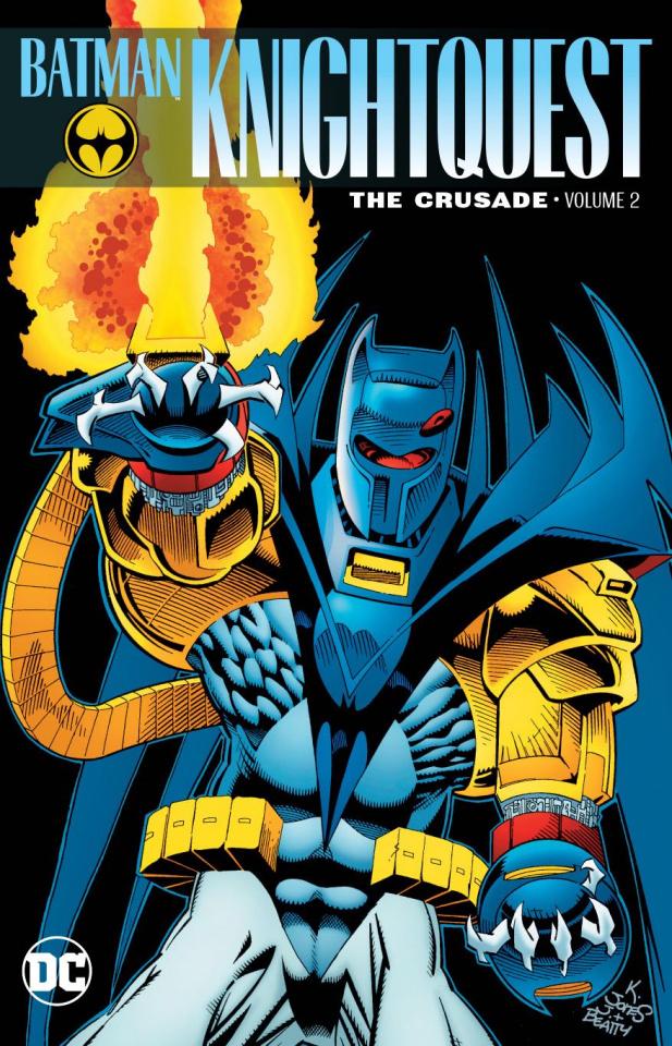 Batman: Knightquest - The Crusade Vol. 2