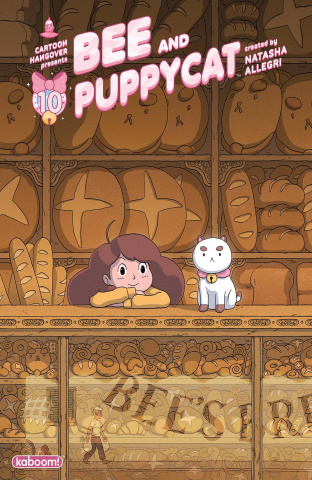 Bee and Puppycat #10 (Subscription Dreistadt Cover)