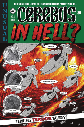 Cerebus: In Hell? #3