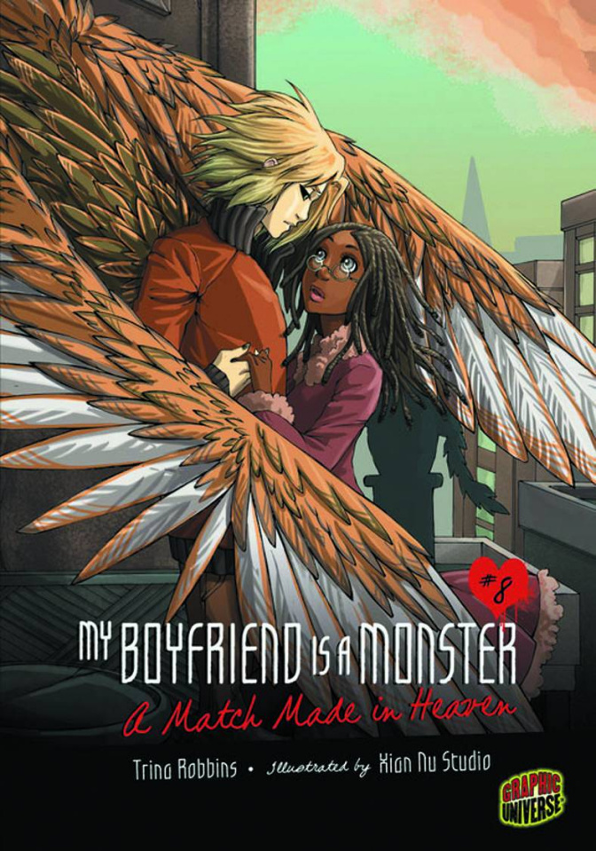 My Boyfriend is a Monster Vol. 8: A Match Made in Heaven