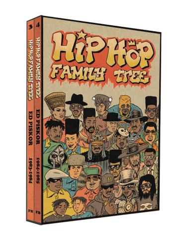 Hip Hop Family Tree Box Set: 1983-1985