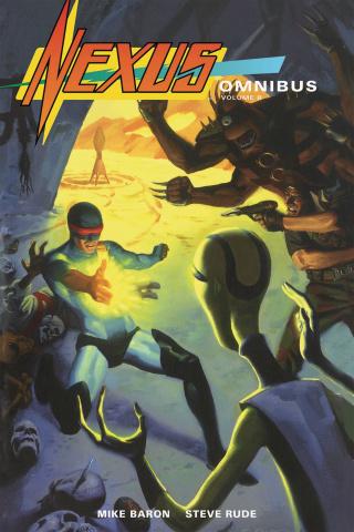Nexus Vol. 8 (Omnibus)