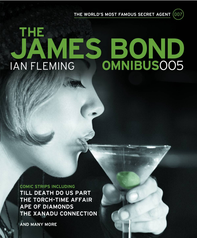 The James Bond Omnibus Vol. 5