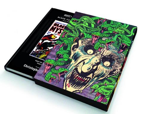 Harvey Horrors: Black Cat Mystery Vol. 1: Slipcase Edition