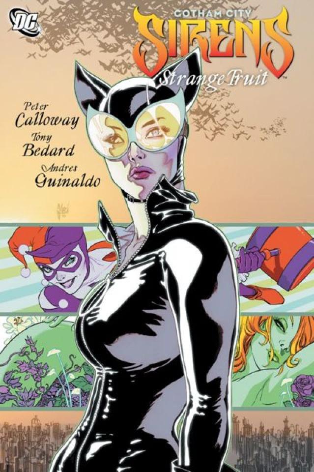 Gotham City Sirens Vol. 3: Strange Fruit