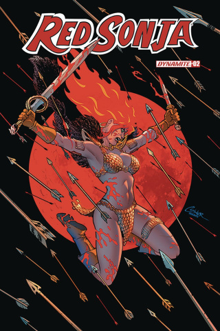 Red Sonja #2 (Conner Cover)