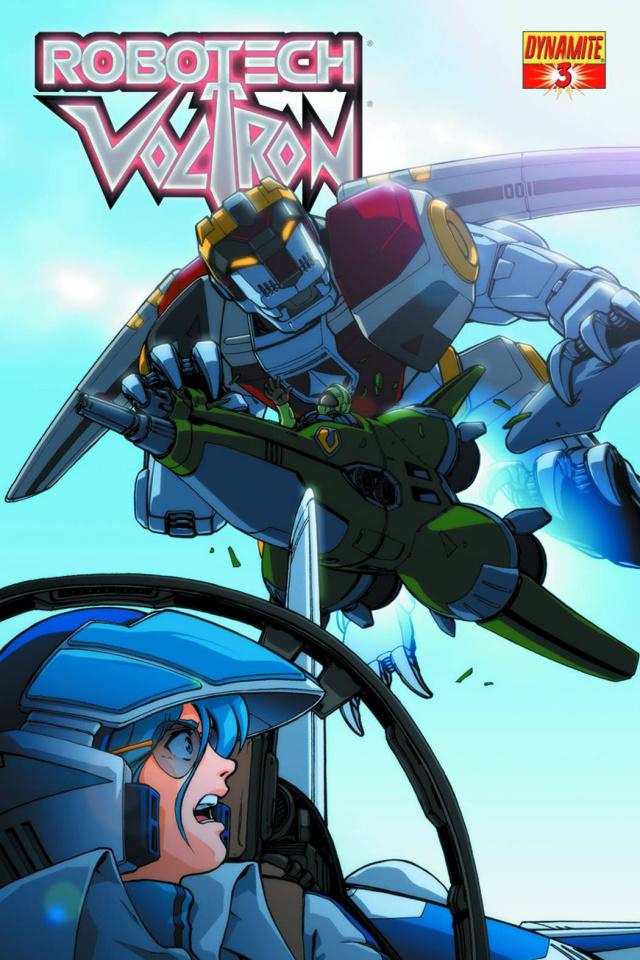 Robotech / Voltron #3