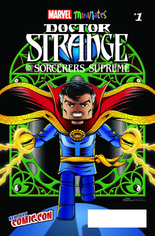 Doctor Strange and the Sorcerers Supreme #1 (NYCC 2016 Cover)