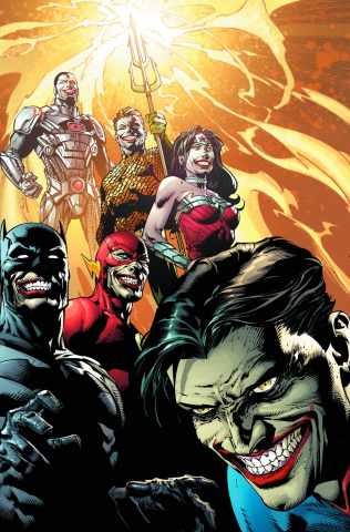 Justice League #41 (The Joker Variant)