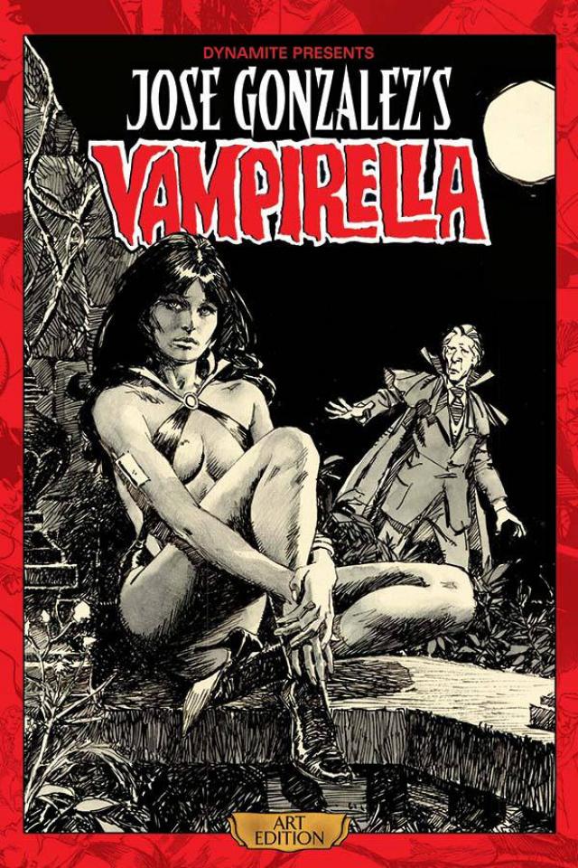 Jose Gonzalez's Vampirella