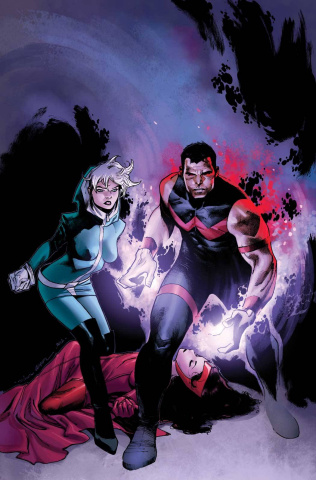 Uncanny Avengers #5 (Cassaday Cover)