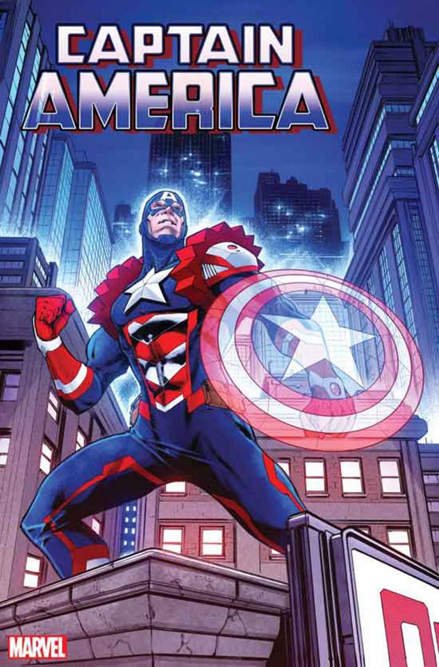 Captain America #17 (Coello 2020 Cover)