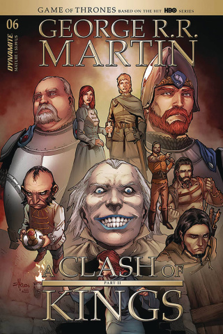 A Clash of Kings #6 (Rubi Cover)