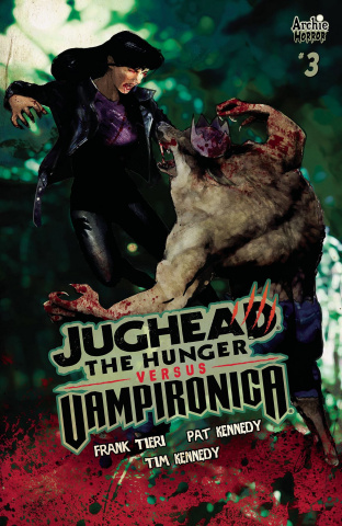 Jughead: The Hunger vs. Vampironica #3 (Staggs Cover)
