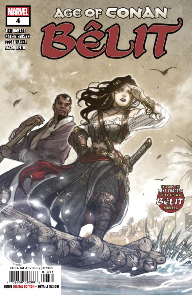 Age of Conan: Bêlit #4