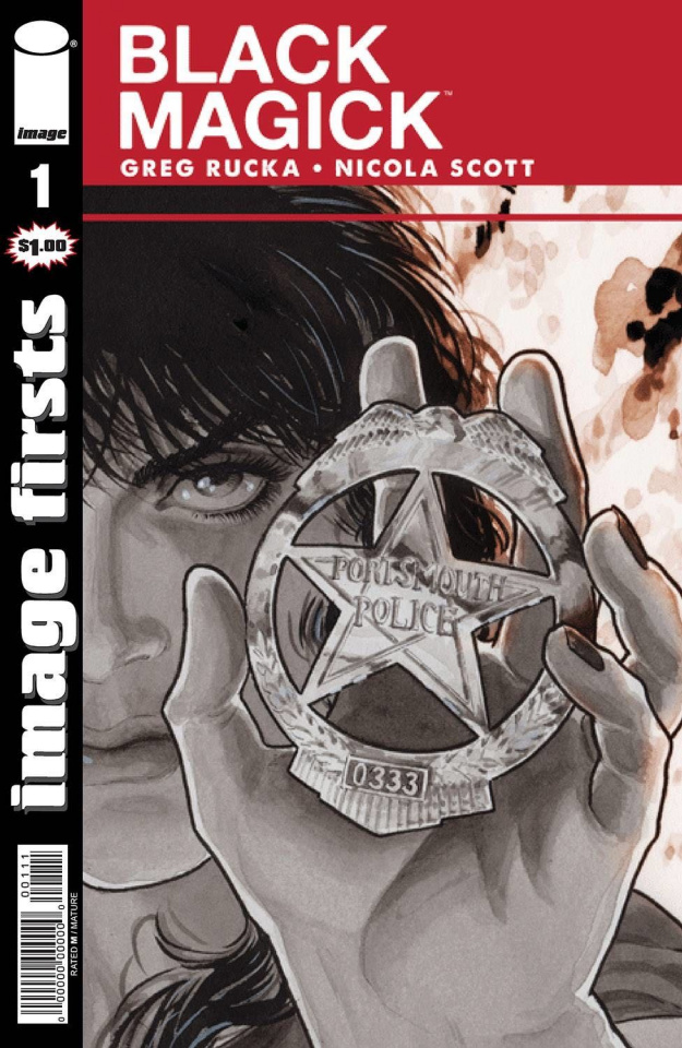 Black Magick #1 (Image Firsts)