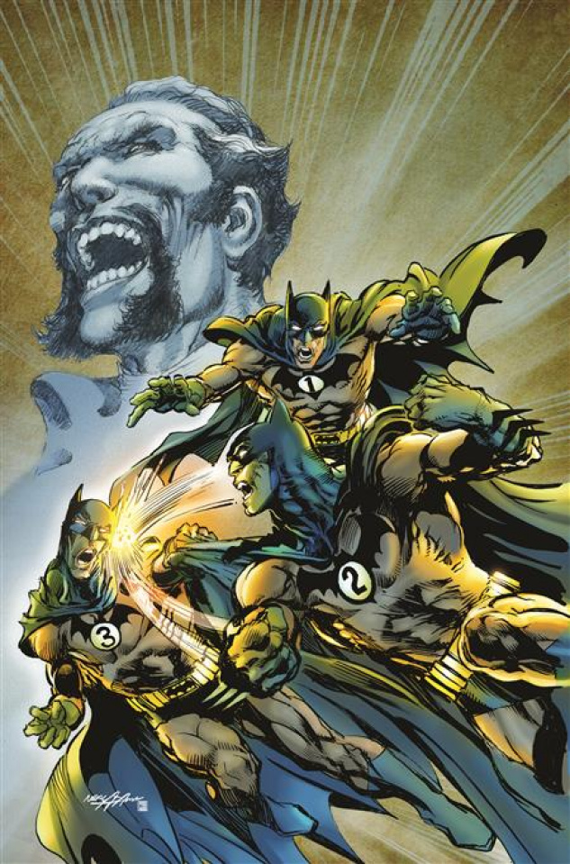 Batman vs. Ra's Al Ghul #5