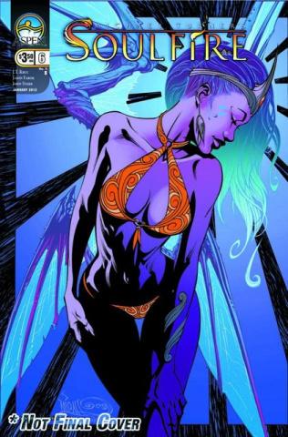 Soulfire #6 (Gunnell Cover)