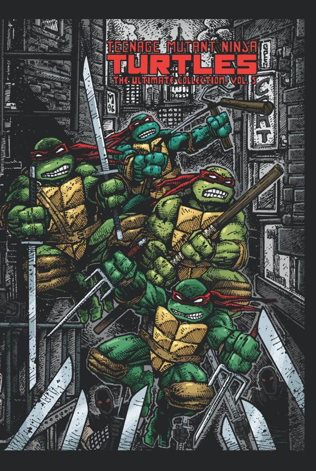 Teenage Mutant Ninja Turtles Vol. 5 (Ultimate Collection)