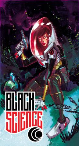Black Science #13 (2nd Printing)