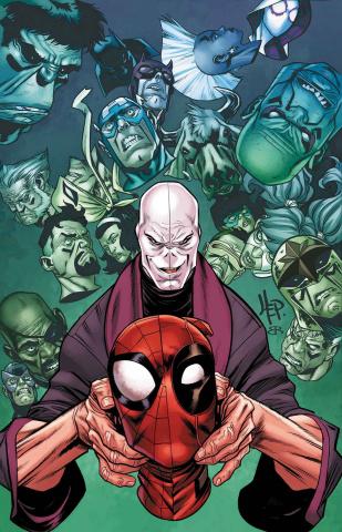 Spider-Man / Deadpool #27