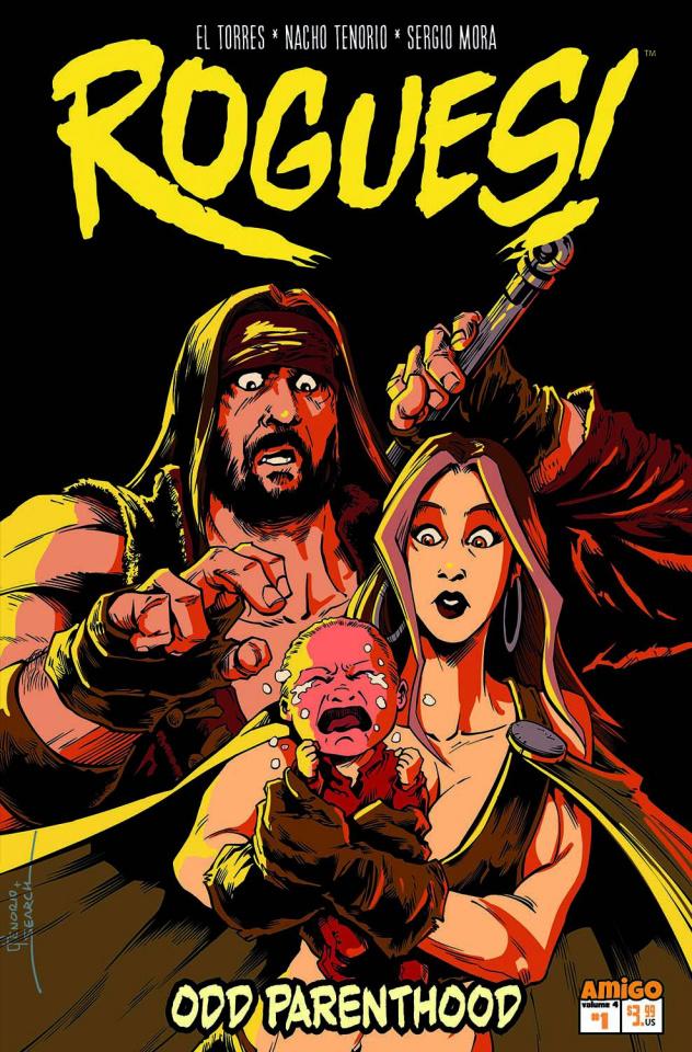 Rogues! #1: Odd Parenthood
