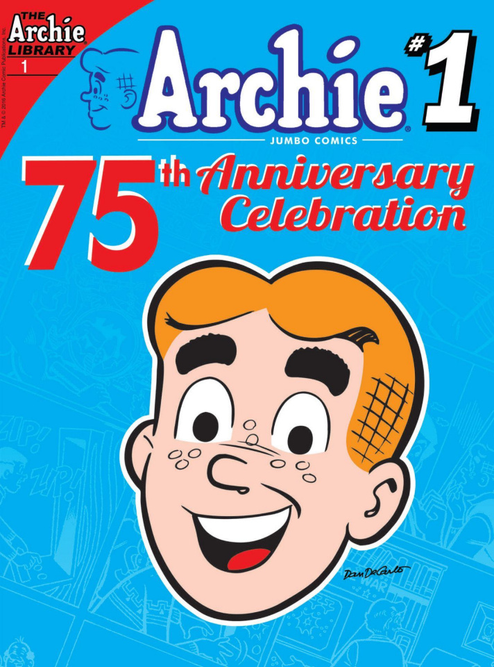 Archie 75th Anniversary Celebration Digest #1
