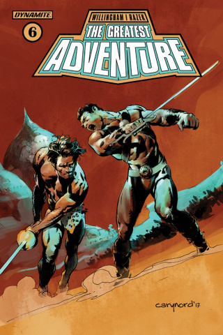 The Greatest Adventure #6 (Nord Cover)