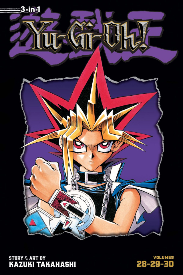 Yu-Gi-Oh! Vol 10 (3-in-1 Edition)
