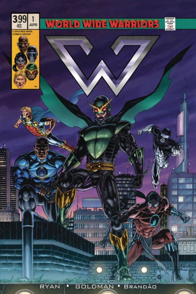 World Wide Warriors #1