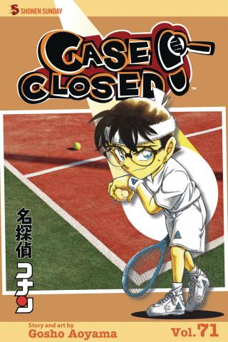 Case Closed Vol. 71