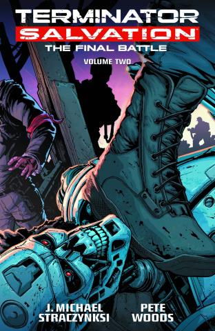 Terminator Salvation: The Final Battle Vol. 2