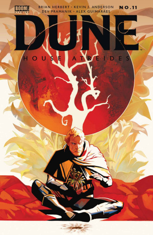 Dune: House Atreides #11 (Khalidah Cover)
