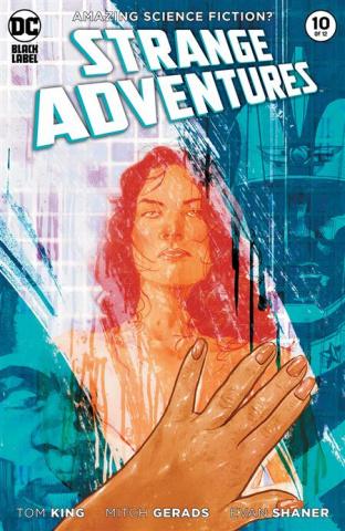 Strange Adventures #10 (Mitch Gerads Cover)
