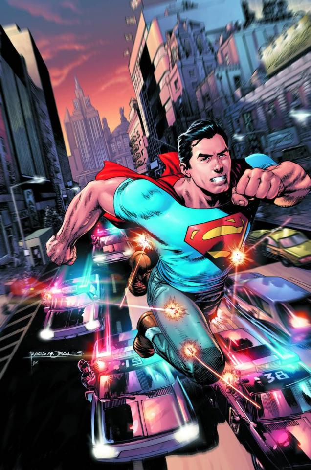 Action Comics #1 (DC Comics Essentials)