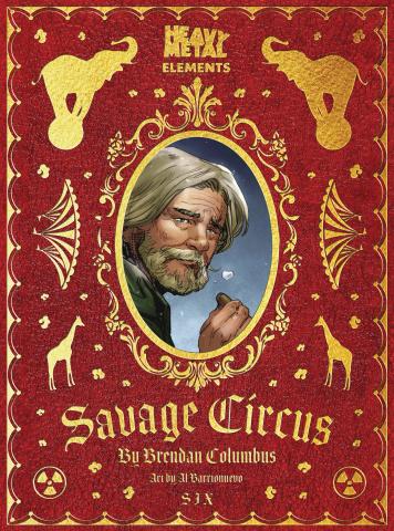 Savage Circus #7