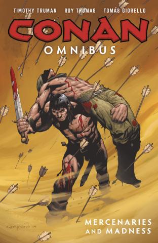 Conan Vol. 4 (Omnibus)