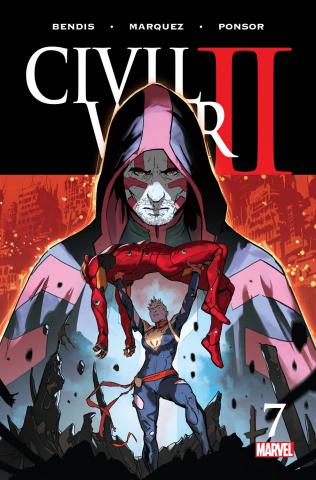 Civil War II #7