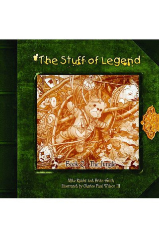 The Stuff of Legend Vol. 2: The Jungle