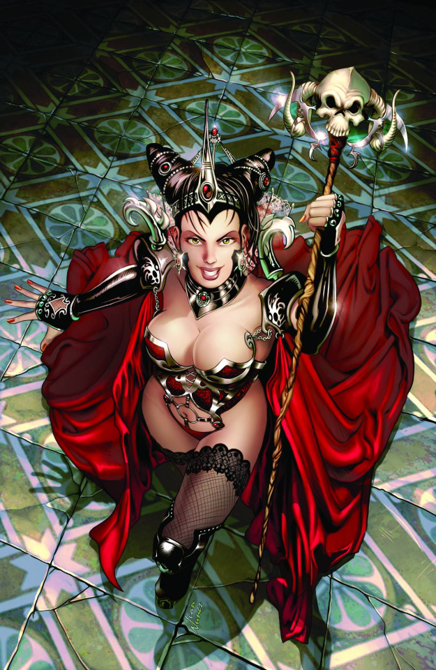 Grimm Fairy Tales #88 (Nunes Cover)