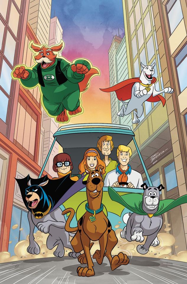 Scooby Doo Team-Up #18