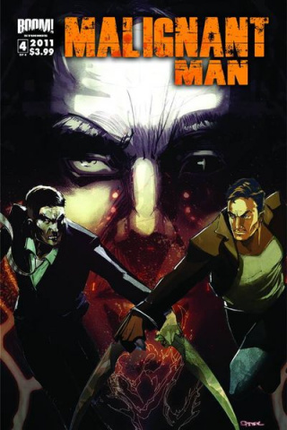 Malignant Man #4