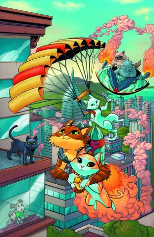 Hero Cats Vol. 1