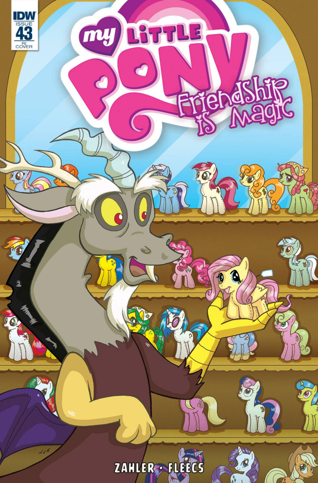 My Little Pony: Friendship Is Magic #43 (10 Copy Cover)