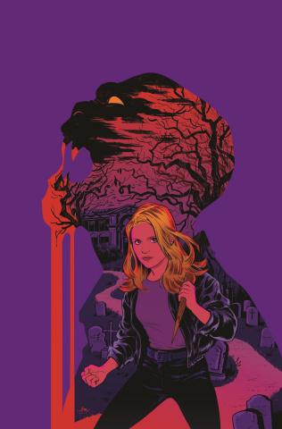 Buffy the Vampire Slayer #2 (25 Copy Mok Cover)
