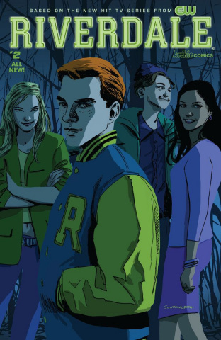 Riverdale #2 (Southworth Cover)