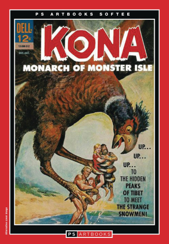 Kona: Monarch of Monster Isle Vol. 2