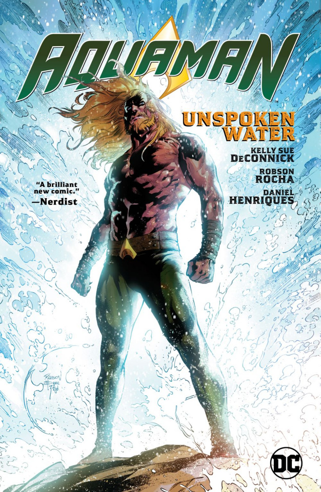 Aquaman Vol. 1: The Unspoken Water