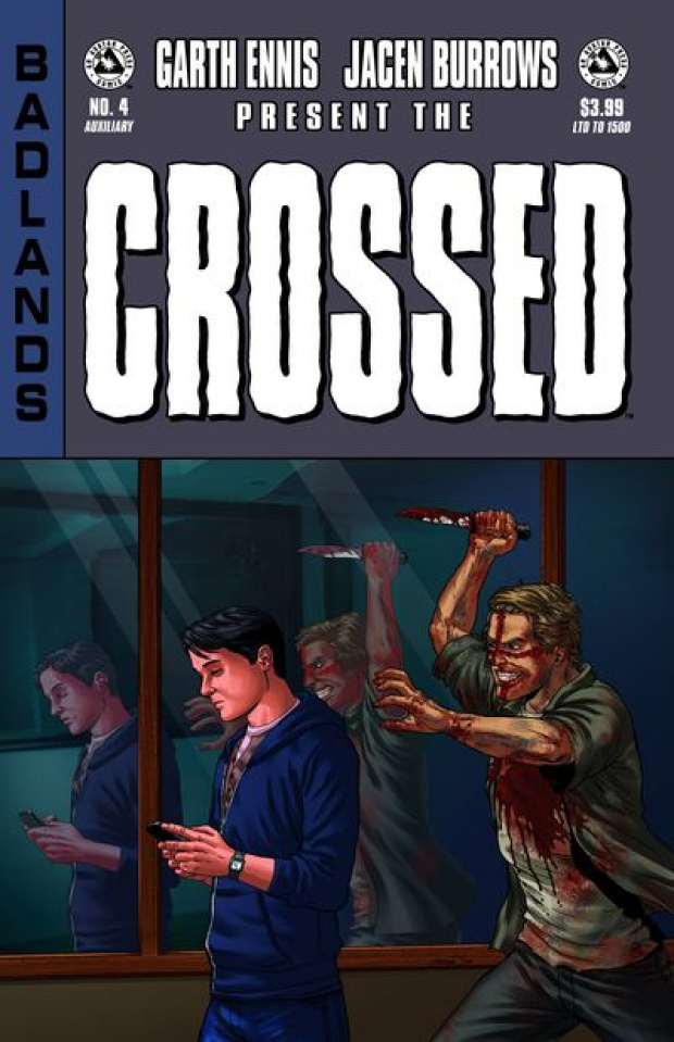 Crossed: Badlands #4