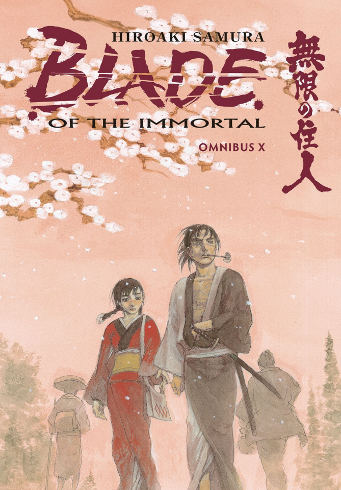Blade of the Immortal Vol. 10 (Omnibus)